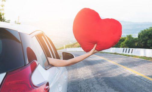 Valentinstag-Aktion von Sunny Cars