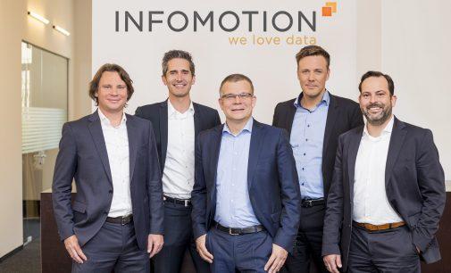 INFOMOTION GLÄNZT MIT ÜBERRAGENDEM UMSATZWACHSTUM