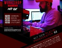 Producer Workshop mit OZ