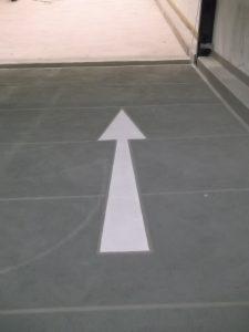 Das Topdeck Abdichtungssystem Triflex ProPark wurde speziell für Parkhäuser entwickelt.