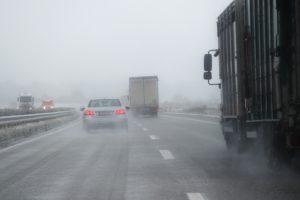 Bei Blitzeis sollten Autofahrer besonders achtsam sein.  Quelle: ERGO Group