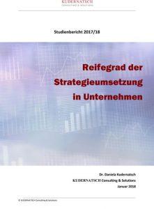 Strategieumsetzung Unternehmen: KUDERNATSCH-Studie