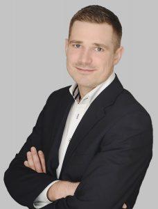 """Paul Bressel Founder & CEO des Immobilienportals """"WOHNEN IN MV"""""""