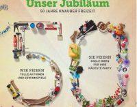 Jubiläum im April: Knauber Freizeit wird 50 Jahre