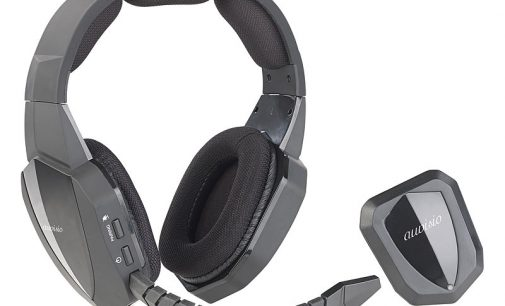 auvisio Kabelloses Gaming-Funk-Headset GHS-500.air