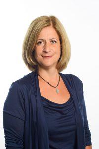 Veronika Erler leitet seit 1.1.2018 das Regionalbüro für berufliche Fortbildung in Esslingen.