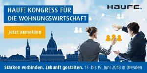 """Der Haufe Kongress findet 2018 im The Westin Bellevue in Dresden statt, Motto: """"Stärken verbinden."""