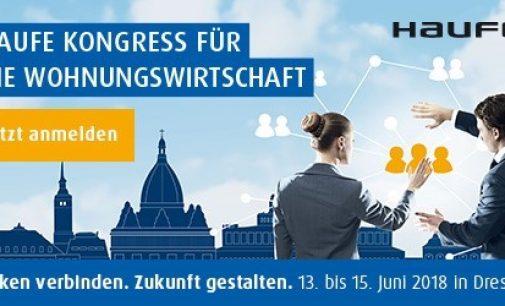 Haufe Kongress: Die digitale Zukunft in der Wohnungswirtschaft gestalten