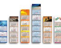 Der Monatskalender – geschenkte Werbefläche
