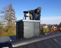 Rauchgas-Alarm: Wenn Vogelnester den Schornstein verstopfen