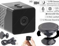 Somikon Ultrakompakte Micro Kamera DV-1000.sm