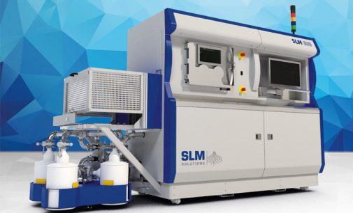 Vollständige Bandbreite der additiven SLM® Technologie auf dem Additive Manufacturing Forum in Berlin