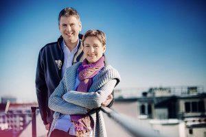 Christian und Stephanie Rank