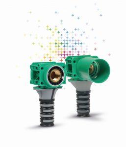 Optimierte Haustechnikprodukte zum 40. Geburtstag des Installationssystems JRG Sanipex