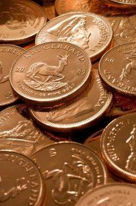 Krügerrand Goldmünzen