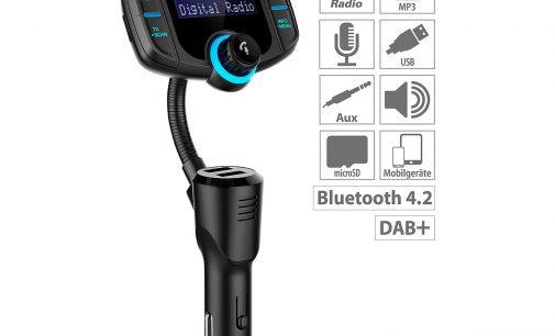 auvisio Bluetoothfreisprecheinrichtung FMX-650.dab
