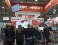 M-SOFT präsentiert Produkthighlights auf der DACH+HOLZ