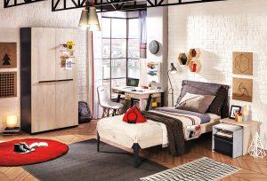Hochwertige Jugendzimmer Sets Von Möbel Lux