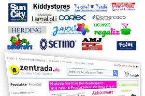 Jetzt 25.000 lieferbare Lizenzartikel auf Europas größter Online-Beschaffungsplattform