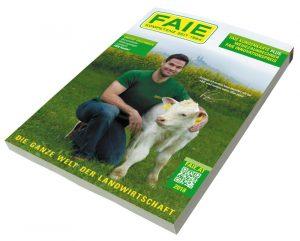 Der neue FAIE Katalog 2018 ist da!