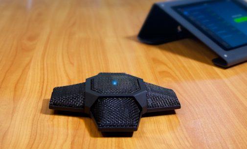 12 Kapseln in einem Mikrofon: MXL präsentiert Web-Conferencing-Mikrofon AC-360-Z mit voller Zoom Kompatiblität