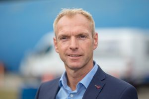 Norbert Hahn, Hahn Fertigungstechnik GmbH, Papenburg/Niedersachsen