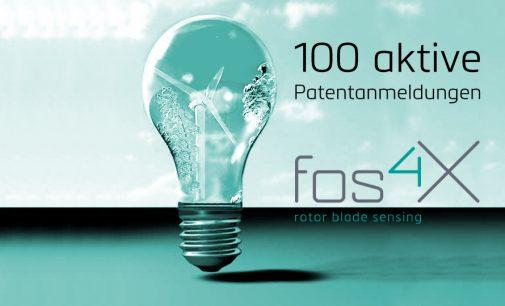 fos4X Patentportfolio zur Optimierung der Windenergie wächst weiter