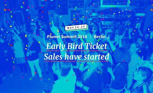 Plunet Summit 2018 – Early Bird-Tickets jetzt erhältlich