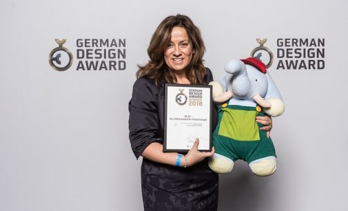 German Design Award 2018 für Babyprodukt
