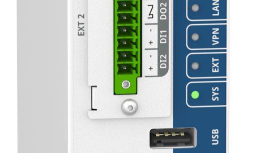 Vielseitiger NetModule NB1601 Router