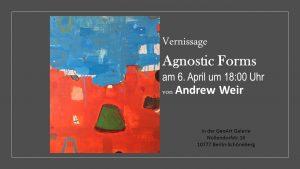 Plakat Agnostic Forms