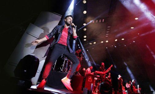 Megastar Tarkan begeistert Berlin – Deutschlandtour durch sieben Städte