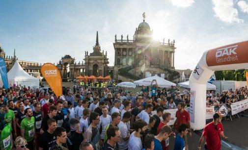 So viele Teilnehmer wie noch nie beim 10. DAK Firmenlauf Potsdam