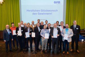 Die Preisträger Benchmark 2018