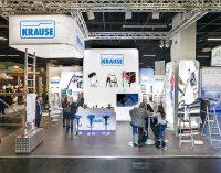 KRAUSE blickt auf erfolgreiche Eisenwarenmesse zurück