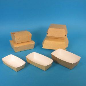 Moderne Snack To Go Verpackungen bei Pack4Food24