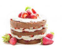 Torte mal anders – Ein Naked Cake zu Ostern