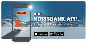 Neue norisbank-App