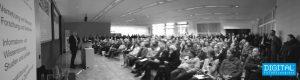 Peter Knapp, CDO der Samson AG - eine von 4 Keynotes
