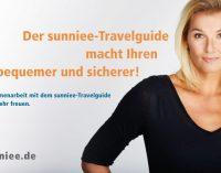 Franziska van Almsick neues Testimonial beim sunniee-Travelguide