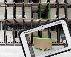 TOUGHPAD FZ-M1 mit Intel® RealSense™ 3D Kamera