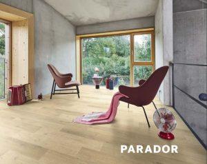 PaModular ONE Design-Parkett - Designbelag ohne Weichmacher mit lebenslanger Garantie