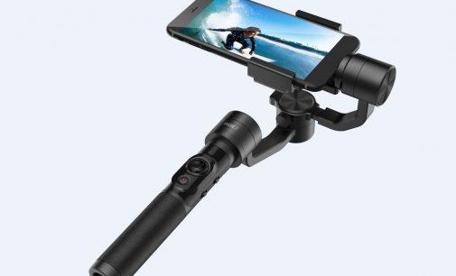 Wackelfreie Action-Bilder – Smartphone-Gimbal Rigiet von Dobot jetzt mit GoPro-Halterung