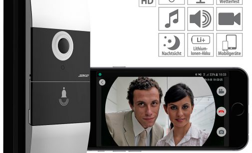 somikon kabellose Smart Video Türklingel VTK-300