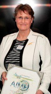Dr. Marei Strack, DDIM Vorsitzende