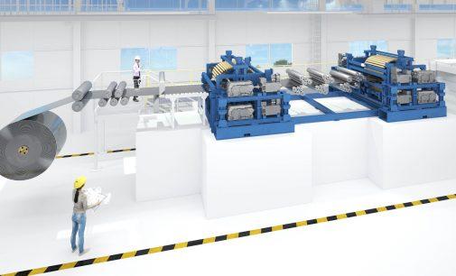 BTU Bridle Technology: Steel Dynamics modernisiert Schubbeize mit Umlauf-Bridles