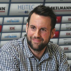 (Foto: HJKrieg, Erlangen): Rechtsaußen Florian von Gruchalla wechselt zum HC Erlangen