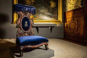 Der Gebetsstuhl von Königin Marie von Hannover