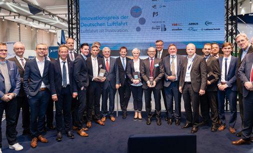 Innovationspreis der Deutschen Luftfahrt – die Sieger 2018