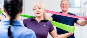 Physiotherapie kann Patienten effektiv unterstützen.